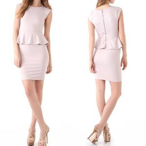 Alice + Olivia Victoria Peplum Dress